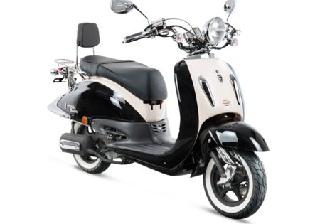 50cc Motor Scooter