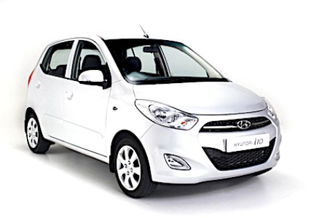Hyundai i10 Automatic and/or Manual