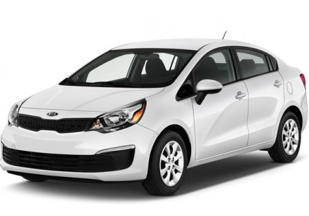 Kia Rio Automatic and/or Manual