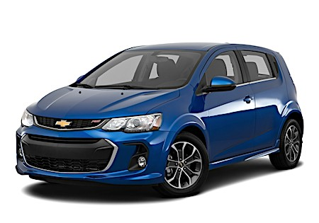 Chevrolet Sonic | Automatic